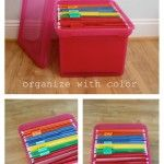 8 Ways To Organize With Color | Bright Bold & Beautiful | Office Depot
