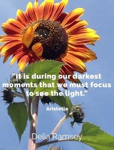 It takes mental strength to see the positive when faced with seemingly negative situations.  The only way is to not allow the thoughts and imagination to lean towards the negative but to challenge yourself to look for the positive.  Practice makes perfect, is true.  ❤️❤️❤️Wishing you mastery of your thought tendencies❤️❤️❤️  Love, Delia Ramsey