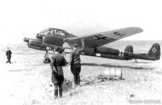 Focke Wulf Fw 189 (C2+EH) Gradina, circa 1942. WRG# 0017645
