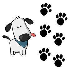 14 Mejores Imágenes De Huellas De Perros Y Gatos Dogs Gatos Y