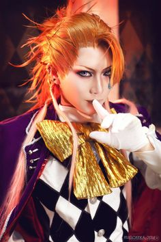 Black Butler: Book of Circus cosplay