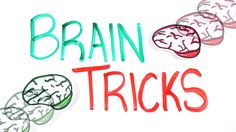 Brain Tricks - This Is How Your Brain Works: Ever wonder how your brain processes information? These brain tricks and illusions help to demonstrate the two main systems of Fast and Slow Thinking in your brain. Brain Science, Brain Gym, Science Facts, Teaching Science, Brain Facts, Social Thinking, Critical Thinking, Ap Psychology, Brain Based Learning