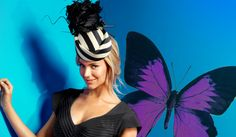 This ones interesting Fascinator Hats, Fascinators, Carnival Inspiration, Spring Racing Carnival, Race Wear, My Wardrobe, Your Style, Fashion Dresses, Dressing