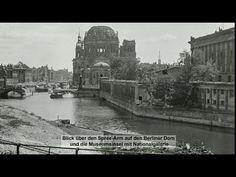 Fahrt mit der S-Bahn durch das Berlin von 1947 - Fotos: Harry Croner | S... Berlin 1945, Bahn Berlin, Berlin Ick Liebe Dir, Berlin Hauptstadt, S Bahn, The Old Days, Cold War, Tower Bridge, Museum