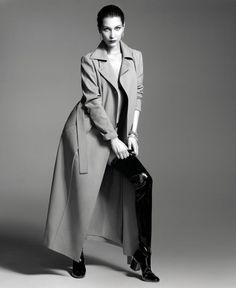 Белла Хадид — Фотосессия для «Elle» 2016