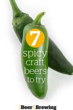 7 Spicy Craft Beers to Try