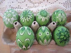 Kraslice (voskové zelené ) / Zboží prodejce veronika73 | Fler.cz