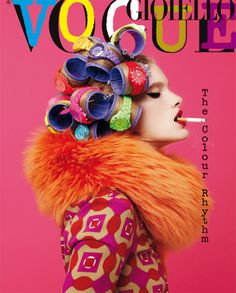18 Ideas Fashion Magazine Ideas Vogue Covers For 2019 Vogue Magazine Covers, Vogue Covers, Art Pop, Vintage Vogue, Foto Fashion, Fashion Art, Crazy Fashion, Fashion Outfits, Mode Pop