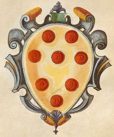 Di Bernadetto De Medici Ancient Book, Medici, Coat Of Arms, Families, Objects, Images, Illustrations, People, House
