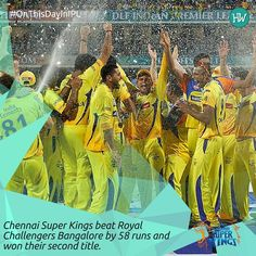 #OnThisDayInIPL 2011, Chennai Super Kings became the first and only team to successfully defend their title! That too by comprehensively beating Royal Challengers Bangalore! We sure miss watching #CSK play! #IPL #Cricket #RCB