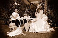 Tea Party  Flickr