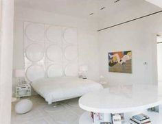 Modern White Bedroom Furniture