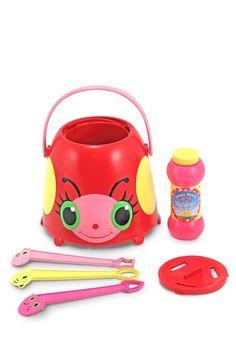 Bollie Ladybug Bubble Bucket by Melissa & Doug on @HauteLook