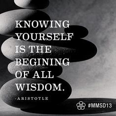 Knowing your self... MG