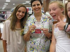 This website really helps with mall scavenger hunt parties, shows exactly what she did for her daughter's party!