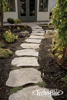 Walkway Steps Maya Step By Techo Bloc Www