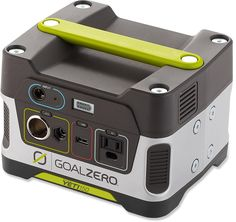 A compact power source for smartphones and more. Charges off wall plug, car, or solar panel.