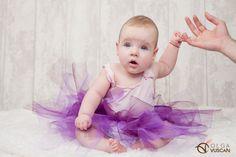 Ariana ~ sedinta foto de nou-nascut si la 6 luni
