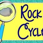 Rock Cycle PowerPoint and Differentiated Notes