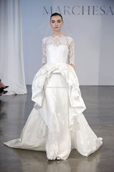 marchesa 2014 spring bridal collection