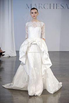 marchesa 2014 spring bridal collection