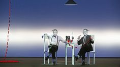'The Old Woman,' With Willem Dafoe and Mikhail Baryshnikov