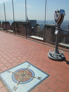 Top of the Rock, Rockefeller Center, NYC - an observation deck at the top of 30 Rockefeller Plaza (GE building), which is open to the public. Rockefeller Center, New York From Above, United Nations Headquarters, Voyage New York, Cultural Capital, New York Christmas, I Love Nyc, Manhattan New York, City That Never Sleeps