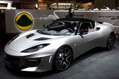 Exotic rival to the Porsche Cayman, the Lotus Evora 400 unveiled at Génève more with more aggressive style.  With 400 horsepower, it's the most powerful ever produced road legal Lotus