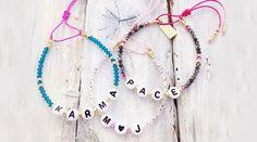 Armbänder für Freundinnen als Geschenkidee