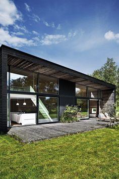 Sommerhus med kant   Bobedre.dk