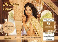 Db bridal expo ..June 1st 2014. at the Phoenician resort..