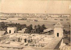 Bahía de Maracaibo desde el edificio Roncajolo en Los Haticos