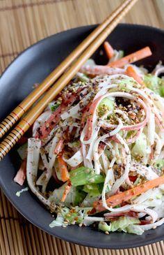 Kani Salad by SeasonWithSpice.com