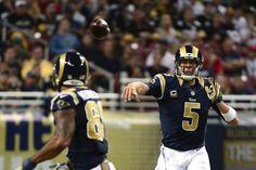 Nick Foles St Louis Rams