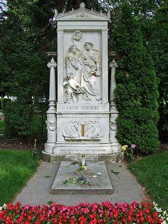 Grave Marker- Franz Schubert, Vienna