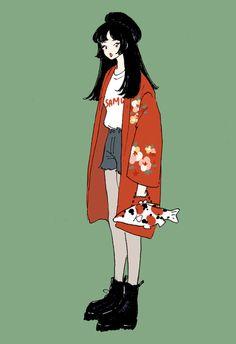 CHAKICHAKI | フリーランスのイラストレーターです。漫画、似顔絵、スタンプなどなど詳しくはaboutをご覧ください。ご依頼お待ちいたしております。※reproduction prohibited