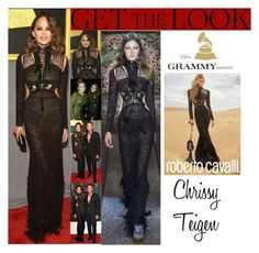 Chrissy Teigen Grammys Awards 2017