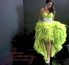 Jasz Couture Sneak Peek Prom 2013 - Behind the Scenes