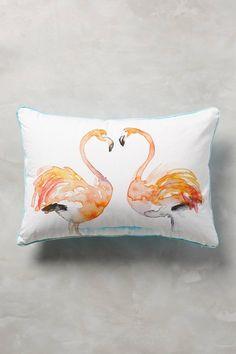 Flamingo Sheets - Trend We Love: Pink Flamingos - Lonny