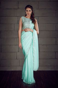 Sarees | Buy Designer Indian Sarees Online | BenzerWorld