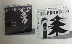 Paul Rand - El Producto cigar box