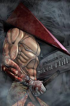 Pyramid Head - Silent Hill - Dwayne Biddix