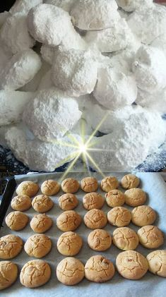 - Another New Year's Eve! Greek Sweets, Greek Desserts, Greek Recipes, Greek Cookies, Dear Santa, New Years Eve, Food To Make, Easy Meals, Food And Drink