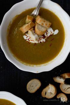 Soupe de légumes  #soupe #soup #winter #recipe #recette