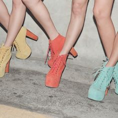 i just really want a pair of Jeffery Campbells