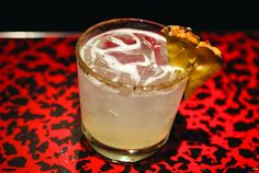 Miss Lily's 7A - Caribbean Margarita Made With Extra Dry Rum