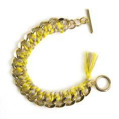 Love this! Found it on Beautiful Baubles  Jesse yellow bracelet   https://beautifulbaublesbychar.kitsylane.com