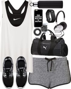 Style Selection Fashion Blog | Outfits and Advice • Outfit for the gym by ferned featuring blomus  The...