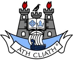 Baile Átha Cliath - Dublin gaelic name Football Final, Croke Park, Family Crest, My Favorite Image, Crests, Coat Of Arms, Crow, Bowser, Mythology