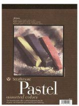 Strathmore 400 Series Pastel Pads 11 in. x 14 in. sheets pad of 24
